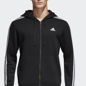 adidas Other - Previous  ESSENTIAL 3-STRIPE FULL ZIP ESSENTIAL 3